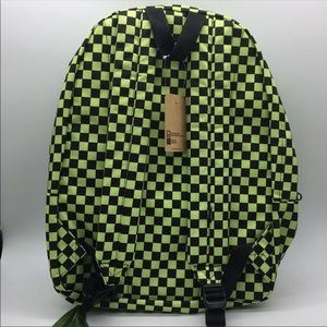 Vans Checkerboard Backpack NWT